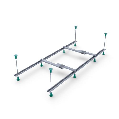 Каркас металічний універсальний для прямокутних ванн